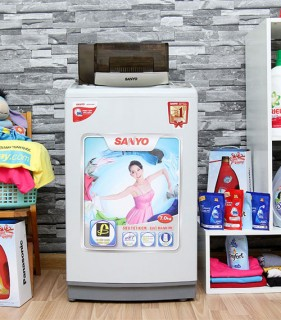 Máy giặt Sanyo 01